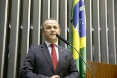 Deputado Helder em atuação em Brasília