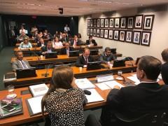 Audiência da Comissão de Fiscalização da BR-101