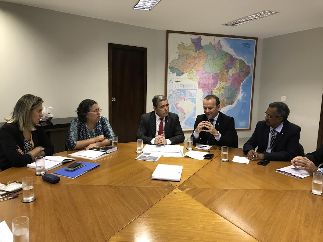 Comissão de Fiscalização da ECO101 com Ibama e ANTT