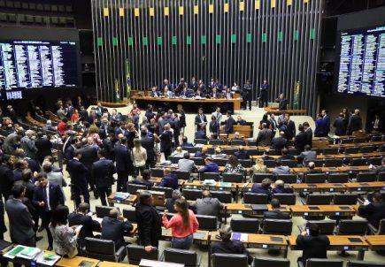 Votação do decreto de intervenção federal no Rio de Janeiro